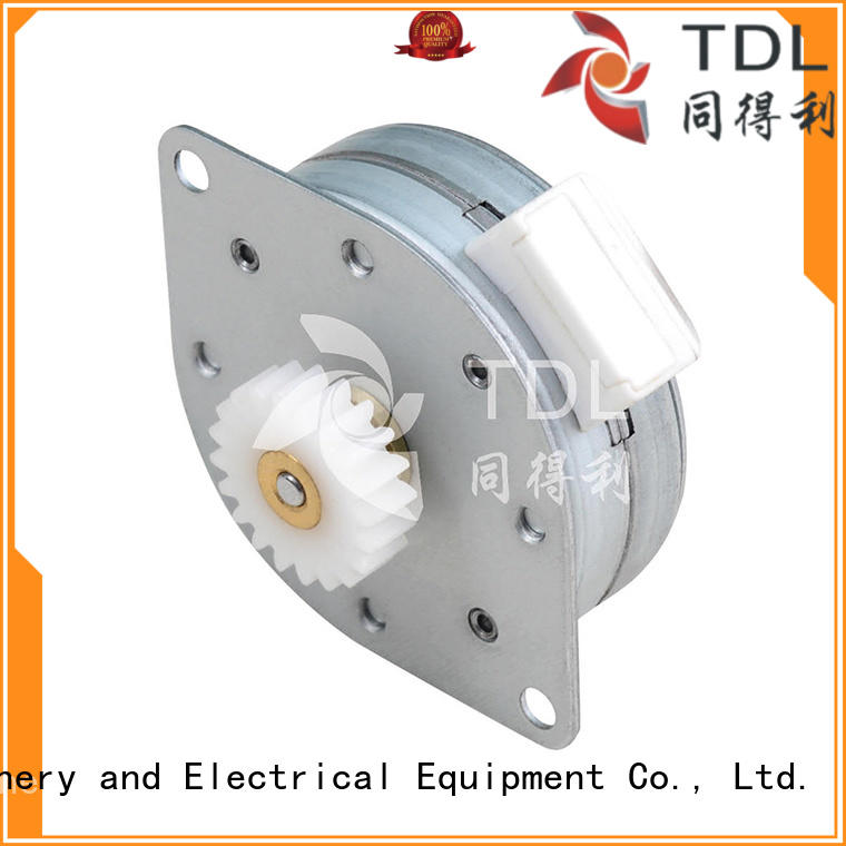 TDL electric motor magnet directly sale for security equipment