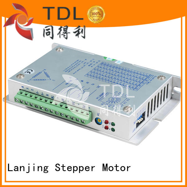 TDL two phases hybrid stepper motor driver new for sale