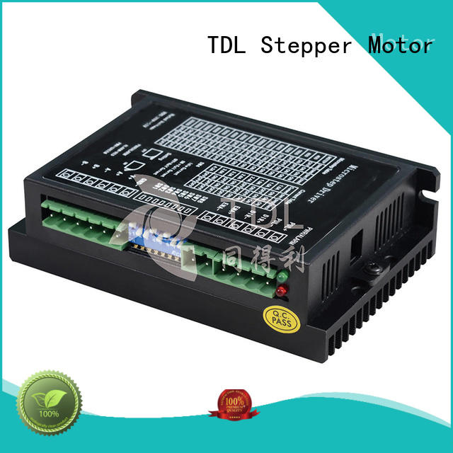 TDL practical stepper motor controller and driver inquire now for business