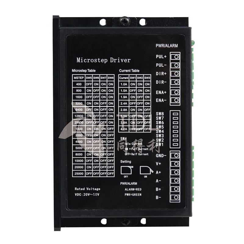 Two Phases Stepper Driver—DM542