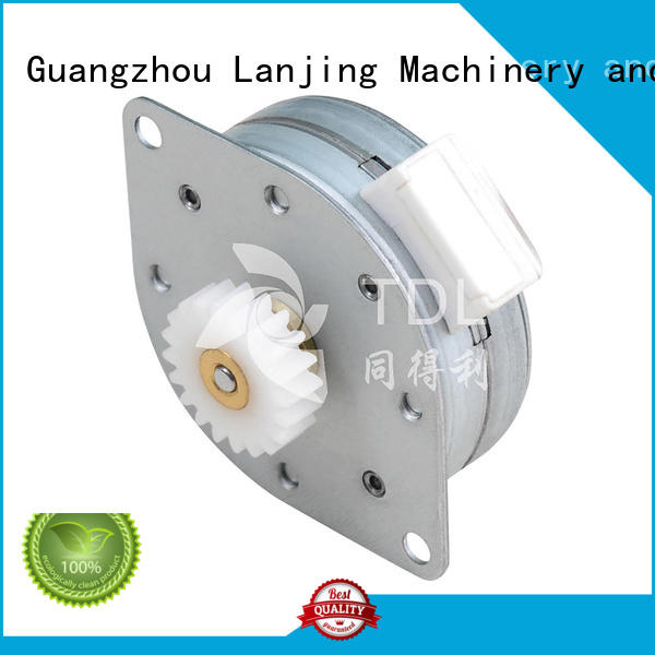 TDL efficient high power electric motor supplier for security equipment
