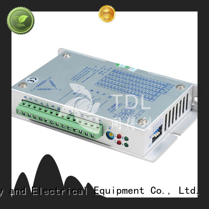 high quality high current stepper motor driver supplier for three dimensional printer TDL