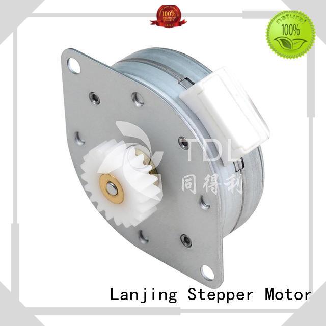 TDL 42 PM Synchronous Stepper Motor—7.5°
