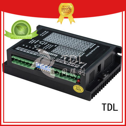 TDL stepper driver with over voltage for three dimensional printer