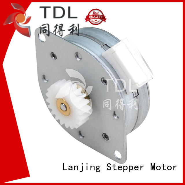 stepping motor15° twophase deceleration stepper motor TDL Brand