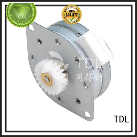 efficient low torque stepper motor superior quality for stage lighting TDL