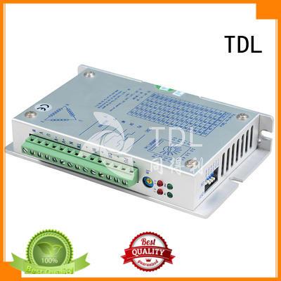 TDL high current stepper motor driver with over voltage online