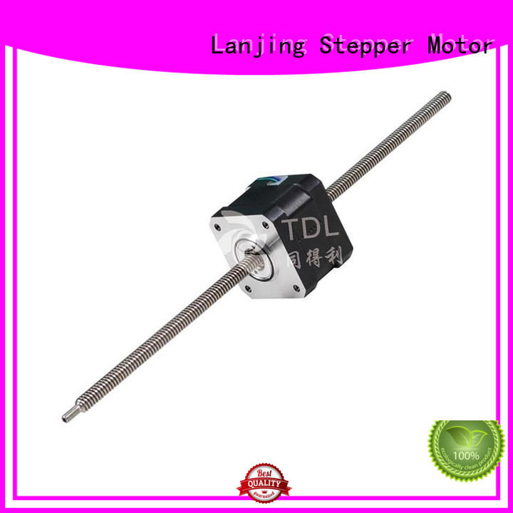 motor for linear actuator superior quality for security equipment TDL