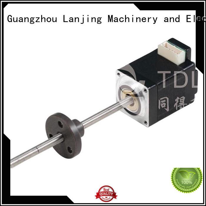 TDL deceleration linear actuator motor manufacturer for stage lighting