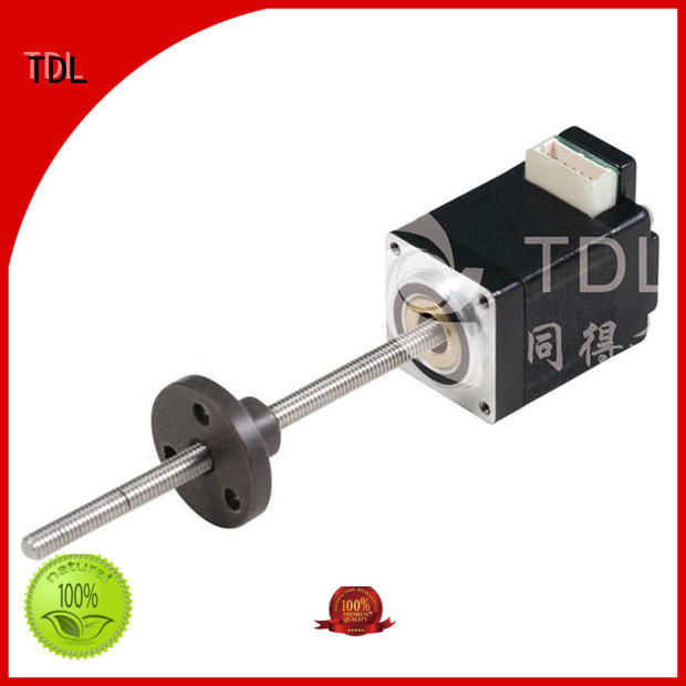 High 0.25Nm 2Phase tdl stepper motor linear actuator TDL