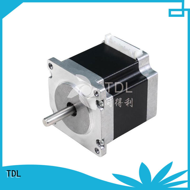 TDL electric stepper motor supplier for robots