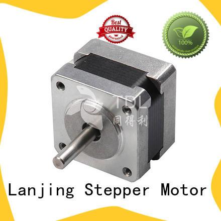 deceleration 2 phase hybrid stepper motor manufacturer for robots