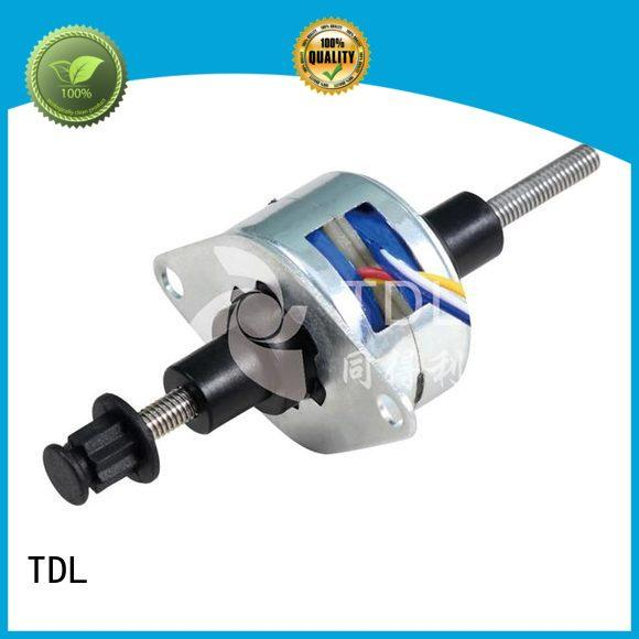linear motor15° Smooth linear dc motor 1.35in. TDL