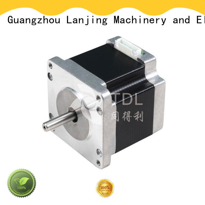 TDL direct small stepper motor high torque with low noise for security equipment