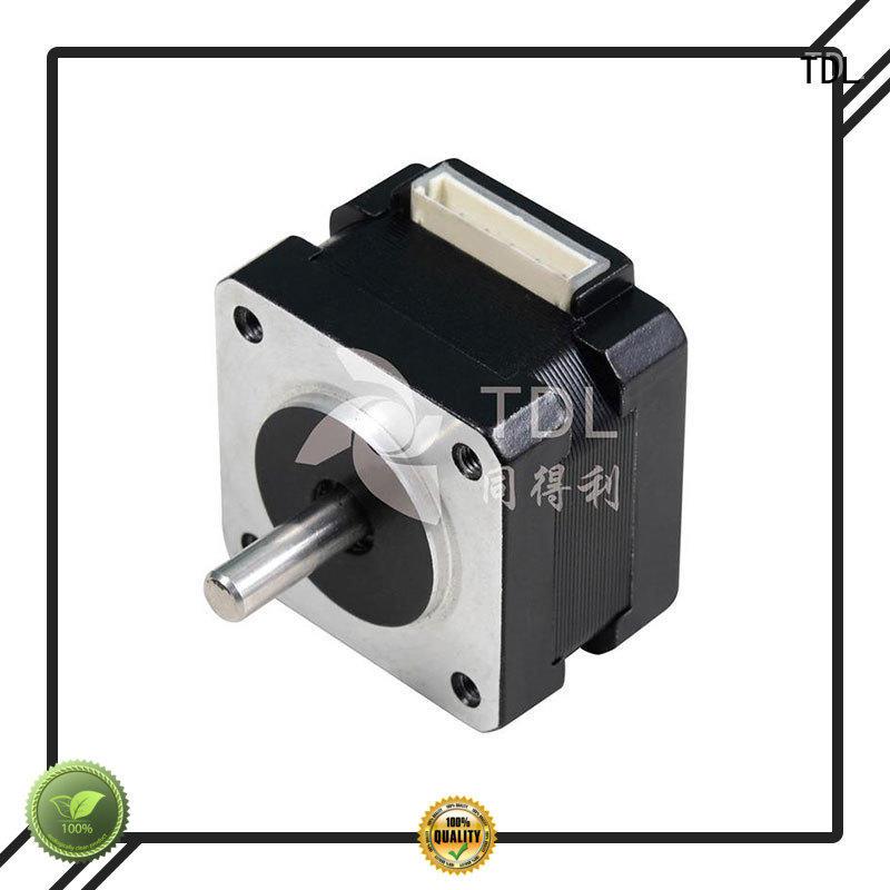 TDL direct 2 step motor supplier for security equipment