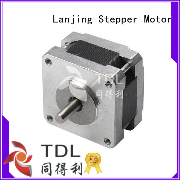 hb stepper motor buy with low noise for robots