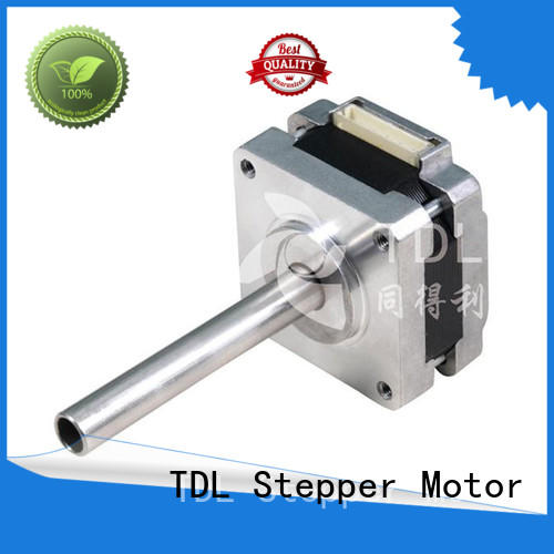 TDL reliable 3 phase stepper motor with low noise for stage lighting