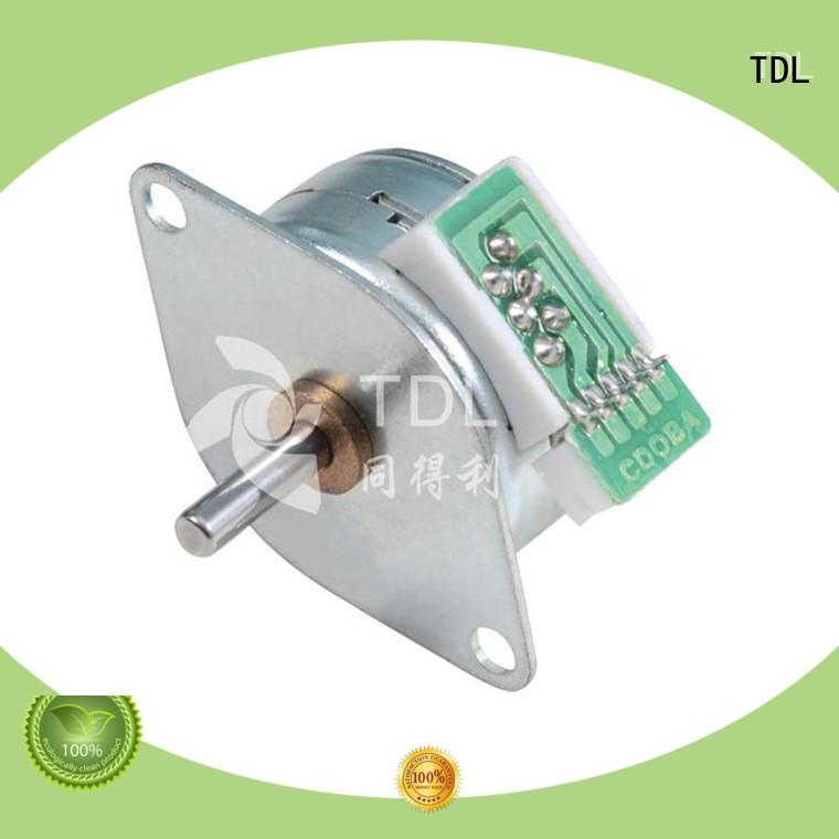 rotating motor supplier for robots TDL
