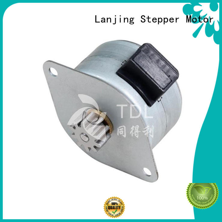 TDL synchronous stepper motor supplier for stage lighting