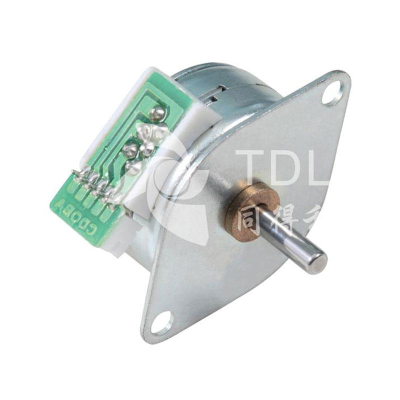TDL 25 PM Synchronous Stepper Motor—15°