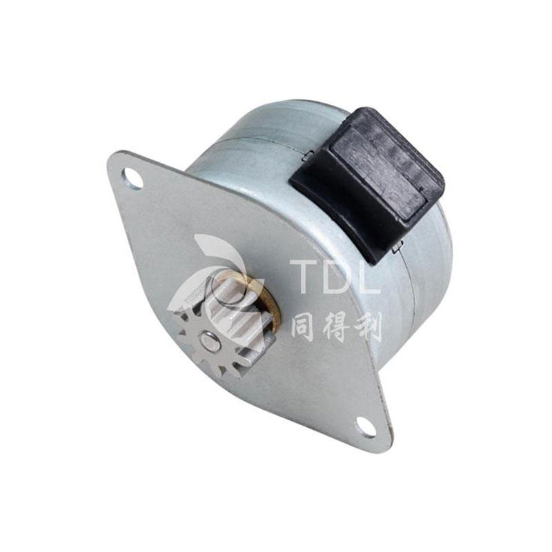 TDL 35 PM Synchronous Stepper Motor—15°