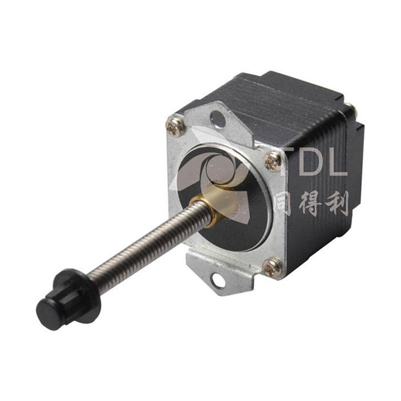 TDL 28 HB Brushless Linear Motor—1.8°