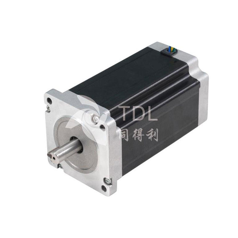 TDL 86 HB Large Direct Current  Stepping Motor—1.8°