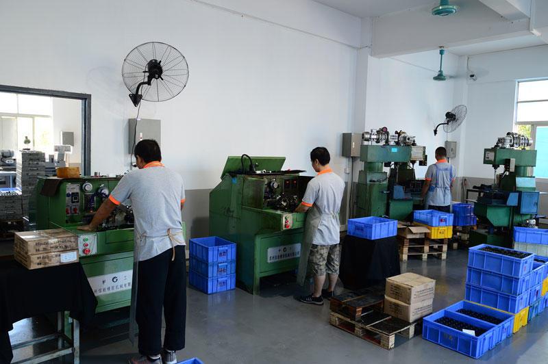 TDL Hybrid Stepper Production workshop