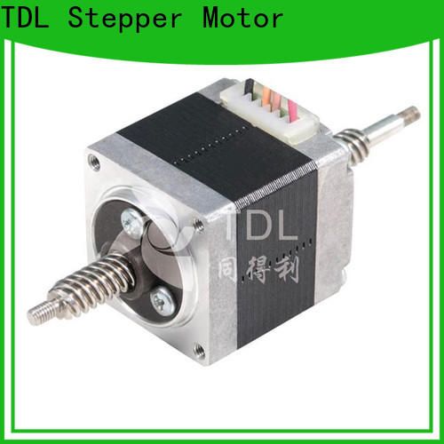 durable linear drive motor manufacturer for financial equipment