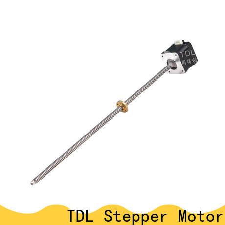 sturdy low cost linear stepper motor with good price for robots