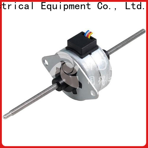 good selling linear motion motor with good price for robots
