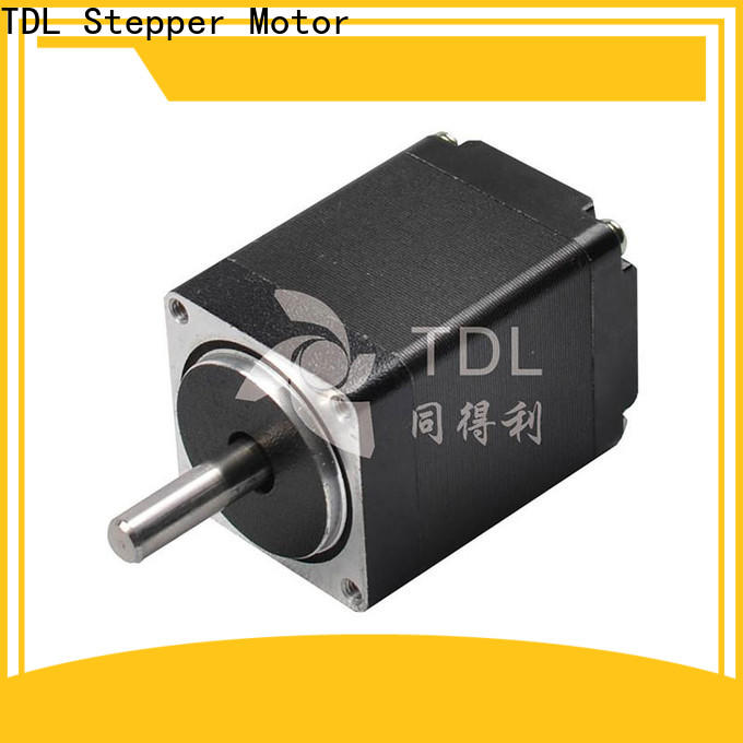TDL practical stepper motor model supply for three dimensional printer