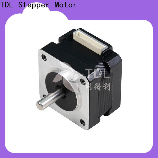 TDL reliable stepper motor model factory for robots