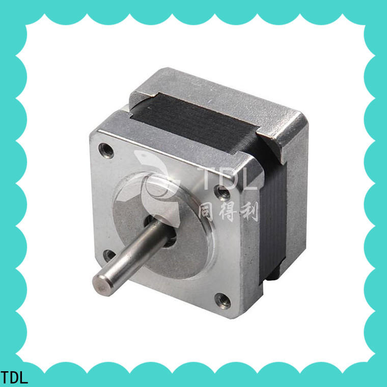 TDL three phase stepper motor from China for security equipment