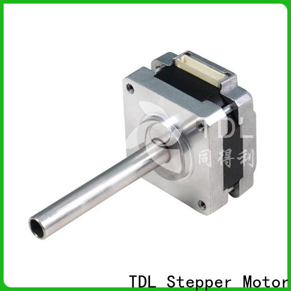 TDL 2 phase hybrid stepper motor with good price for three dimensional printer