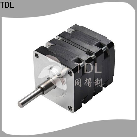 TDL stable stepper motor efficiency with good price for medical equipment