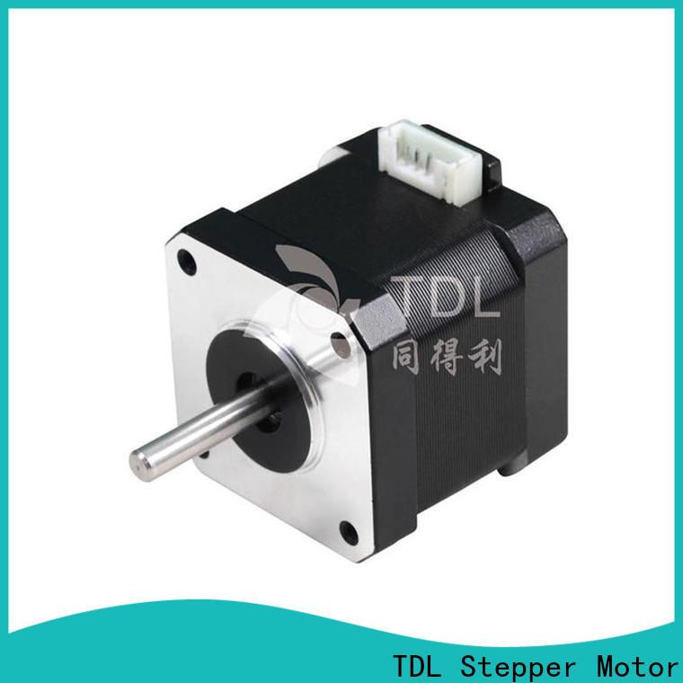 TDL servo motor and stepper motor company for stage lighting