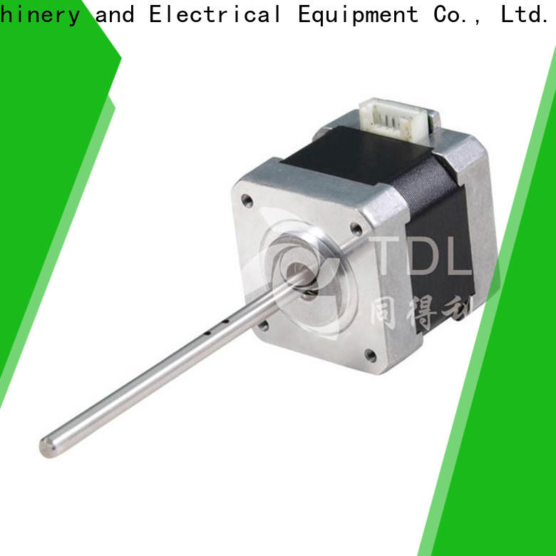 TDL high speed stepper motor factory direct supply for business