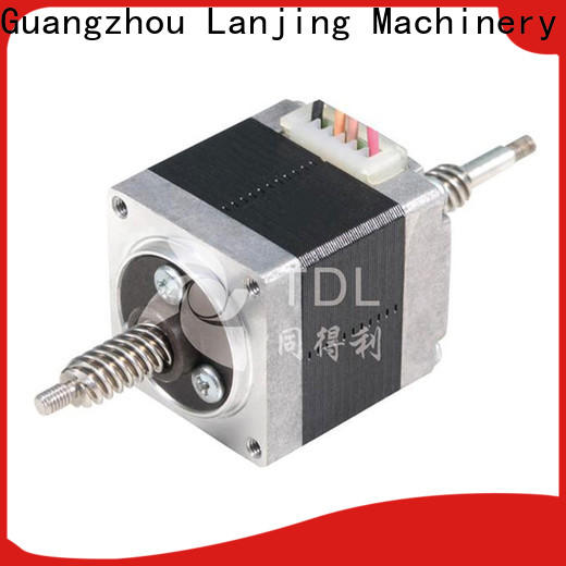 TDL sturdy motor for linear actuator best supplier for security equipment