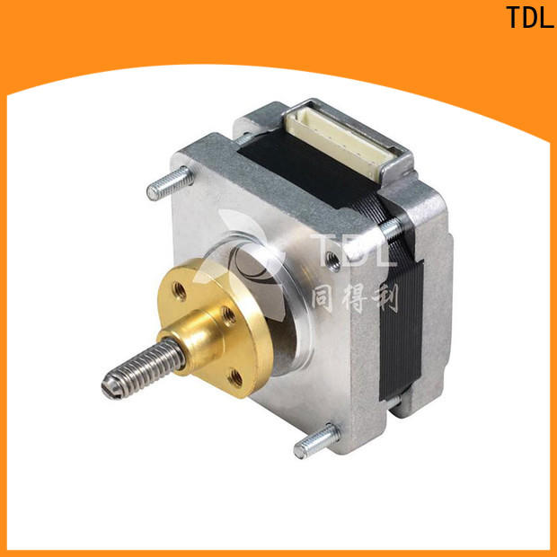 TDL lineer step motor suppliers for robots