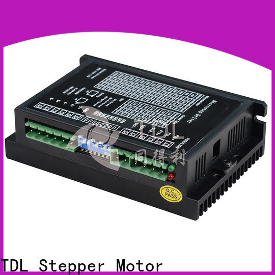 TDL energy-saving 2 phase stepper motor driver best supplier for three dimensional printer