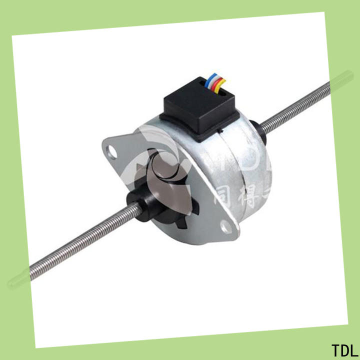 TDL hot selling permanent magnetic linear motor series for financial equipment