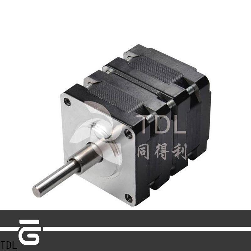 deceleration stepper motor model directly sale for stage lighting