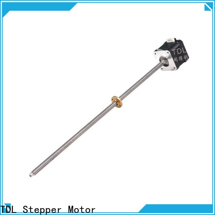TDL micro linear stepper motor supplier for business