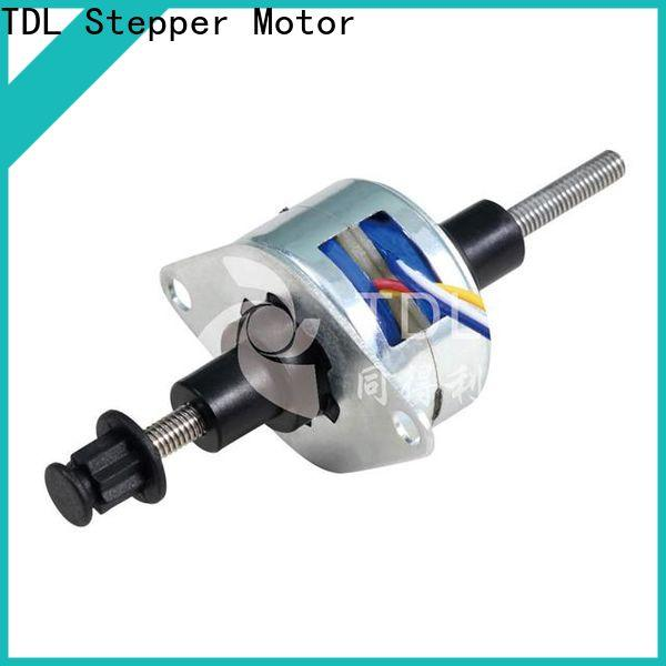 TDL practical linear motion motor series for security equipment