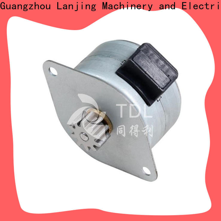 TDL low torque stepper motor from China for business