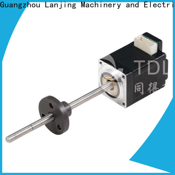 sturdy captive linear stepper motor best supplier for stage lighting