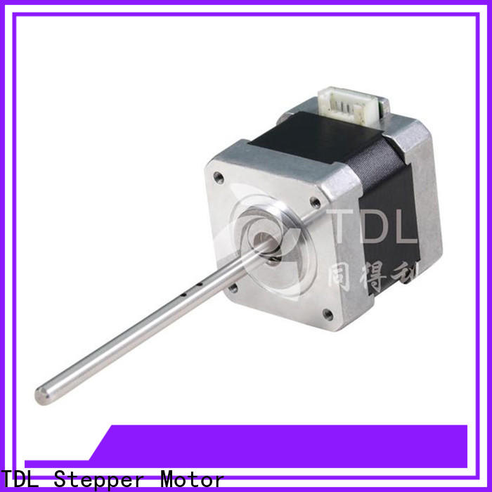 TDL direct low cost stepper motor best supplier for security equipment