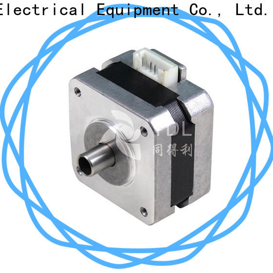TDL two phase stepper motor factory for three dimensional printer