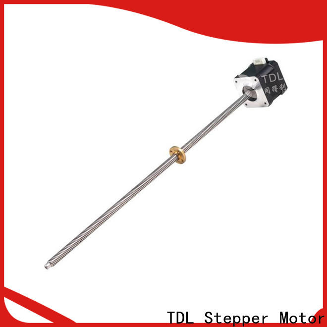 hb hybrid linear stepper motor from China for medical equipment
